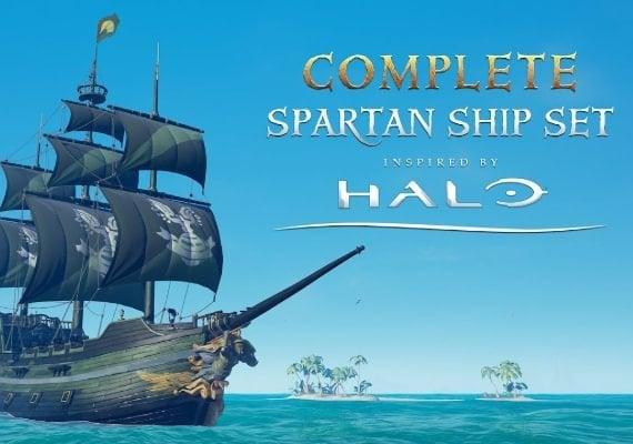 Sea of Thieves - Spartan Ship Livery