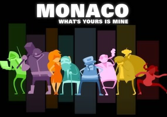 Monaco: What's Yours Is Mine EU