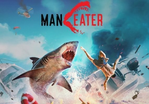 Maneater US