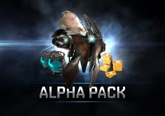 EVE Online - Alpha Pack