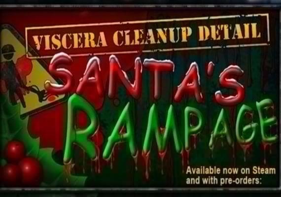 Viscera Cleanup Detail: Santa's Rampage EU