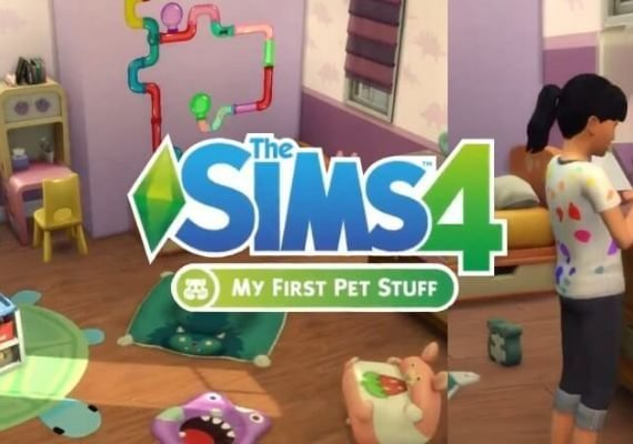 The Sims 4: My First Pet Stuff