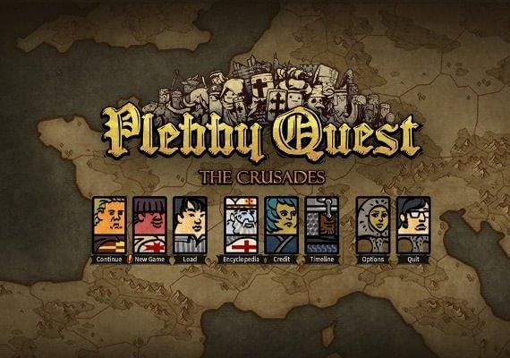Plebby Quest: The Crusades EU