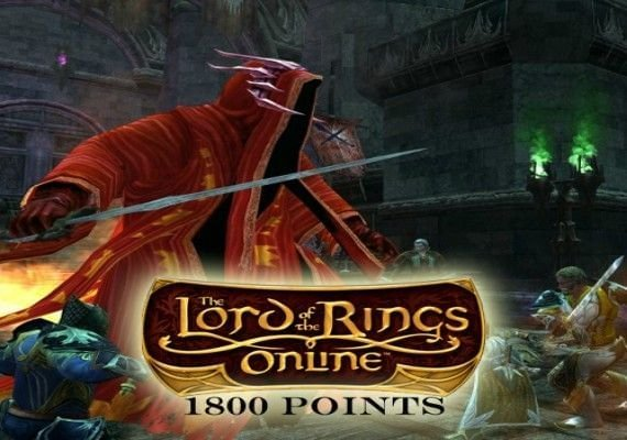 Lord of the Rings Online: Turbine 1800 Points EU