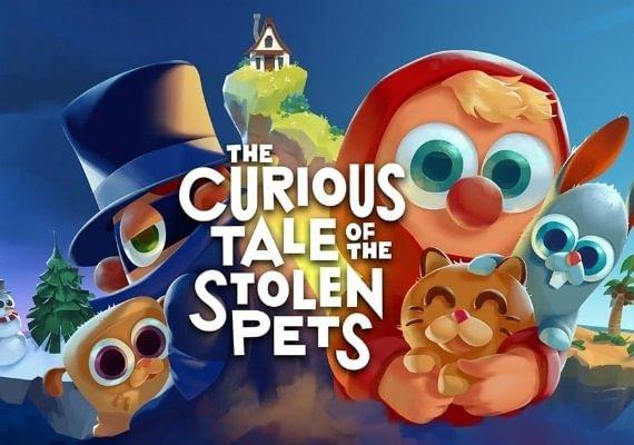 The Curious Tale of the Stolen Pets VR EU
