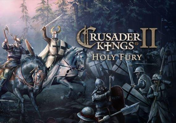Crusader Kings II: Holy Fury EU