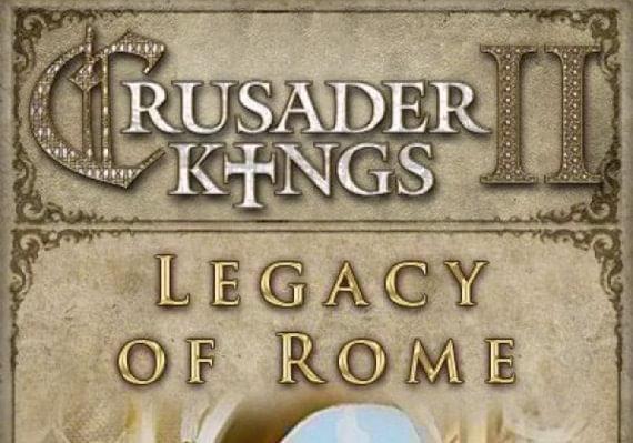 Crusader Kings II: Legacy of Rome EU