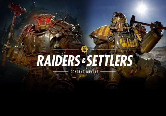 Fallout 76 - Raiders & Settlers Content Bundle