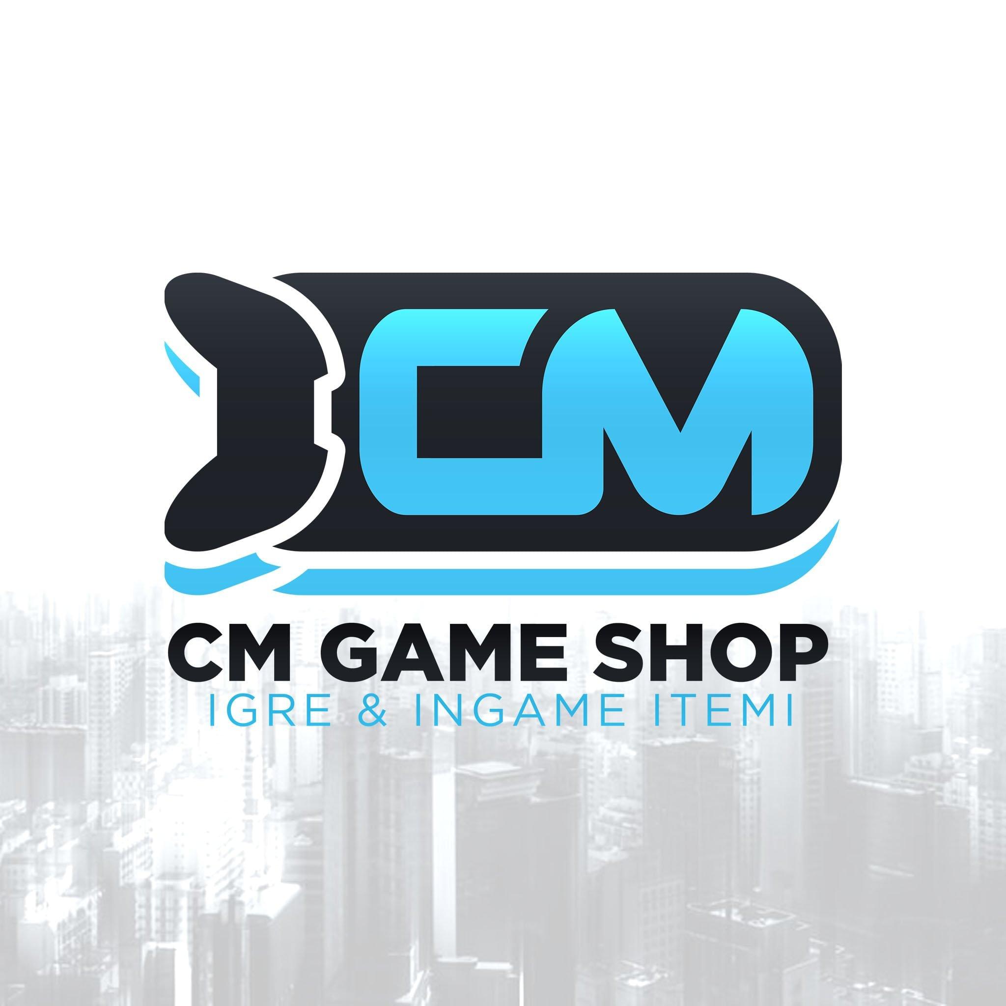 CM Game Shop