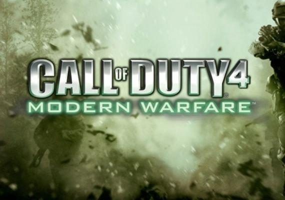 CoD Call of Duty 4: Modern Warfare - Mac Edition