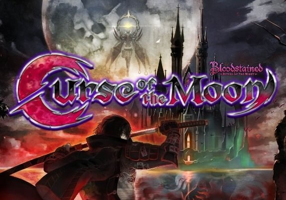 Bloodstained: Curse of the Moon EU