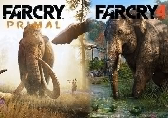 Far Cry 4 + Far Cry Primal - Bundle EU
