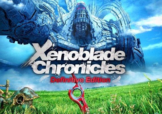 Xenoblade Chronicles - Definitive Edition EU