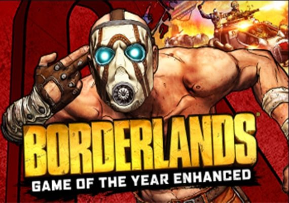 Borderlands Game of the Year Enhanced NA/IN/OC