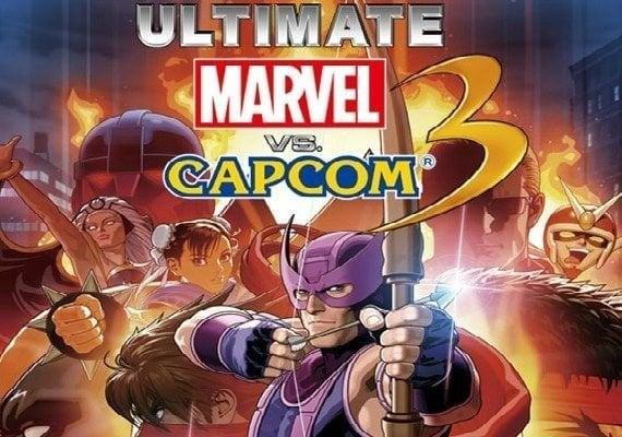 Ultimate Marvel vs. Capcom 3 EU Xbox One