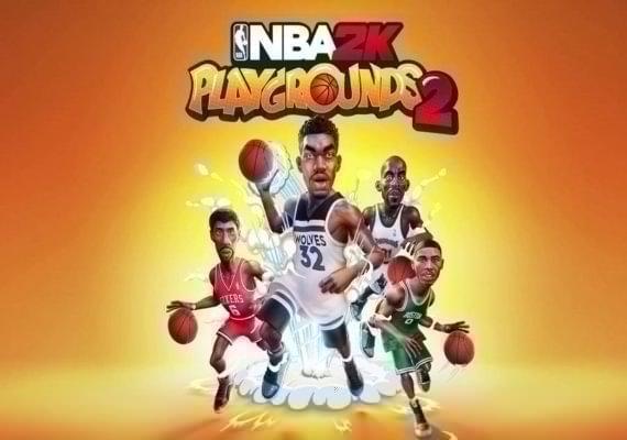NBA 2K Playgrounds 2 US/CA/AU/NZ