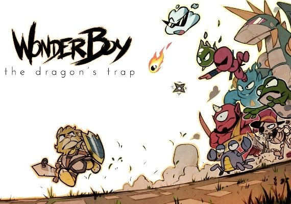 Wonder Boy: The Dragon's Trap US