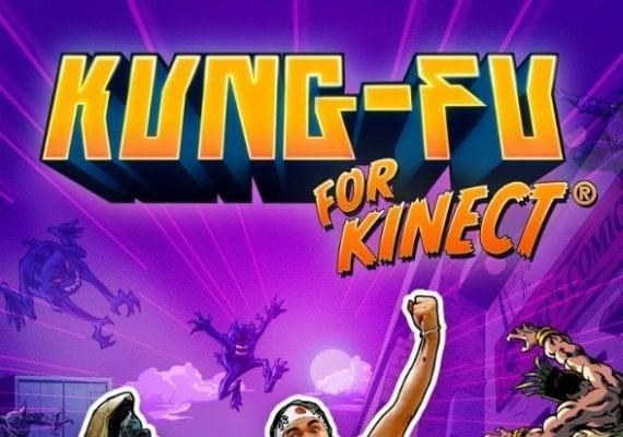 Kung-Fu for Kinect US