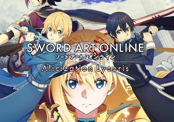 Sword Art Online: Alicization Lycoris - Month 1 Edition EU PRE-PURCHASE