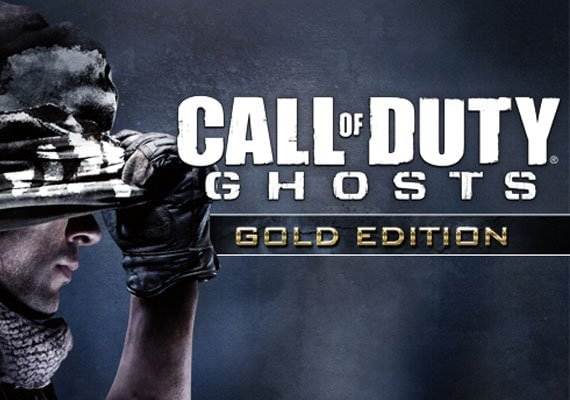 CoD Call of Duty: Ghosts - Gold Edition