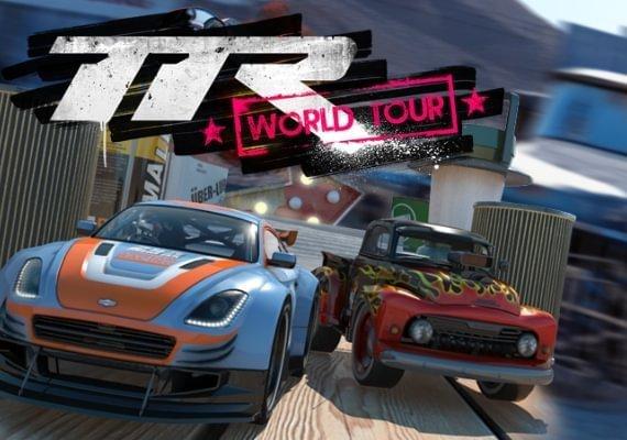 Table Top Racing: World Tour EU