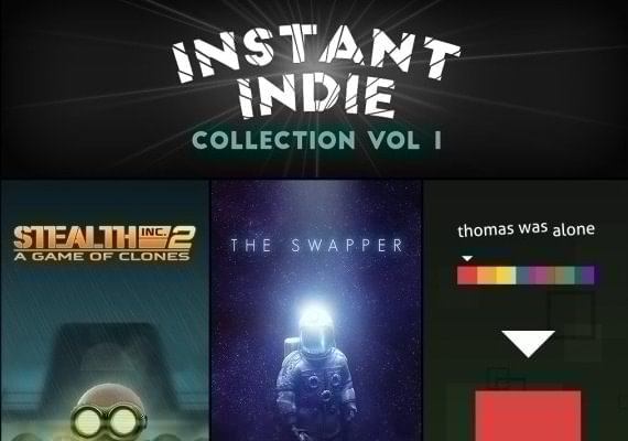 Instant Indie Collection: Vol. 1 US