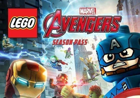 LEGO: Marvel's Avengers - Season Pass US