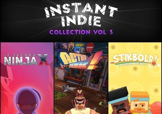 Instant Indie Collection: Vol. 3 US