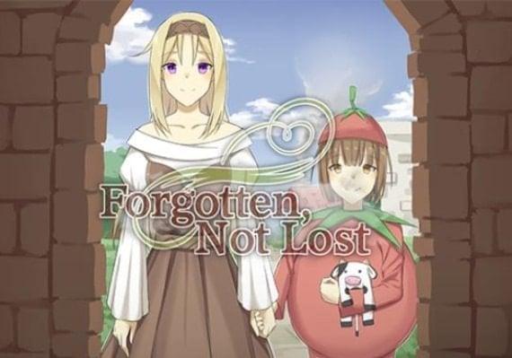 Forgotten, Not Lost: A Kinetic Novel