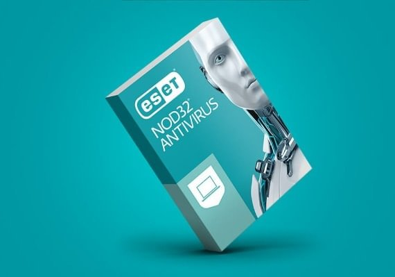 Eset NOD32 Antivirus 2 Years 1 Dev