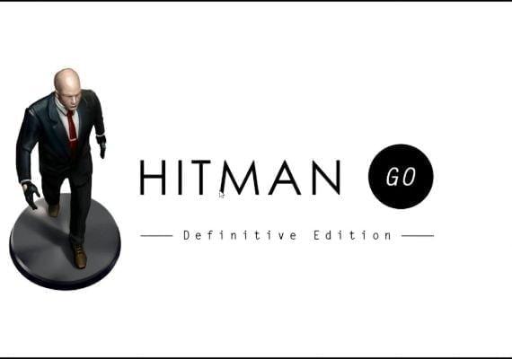 Hitman GO: Definitive Edition US