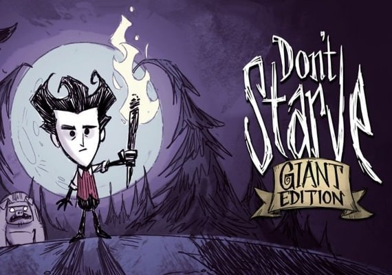 Don't Starve: Giant Edition EU