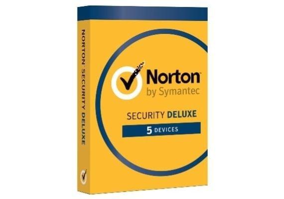 Norton Security Deluxe 1 Year 5 Dev EU