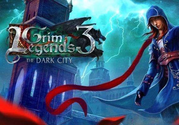 Grim Legends 3: The Dark City US