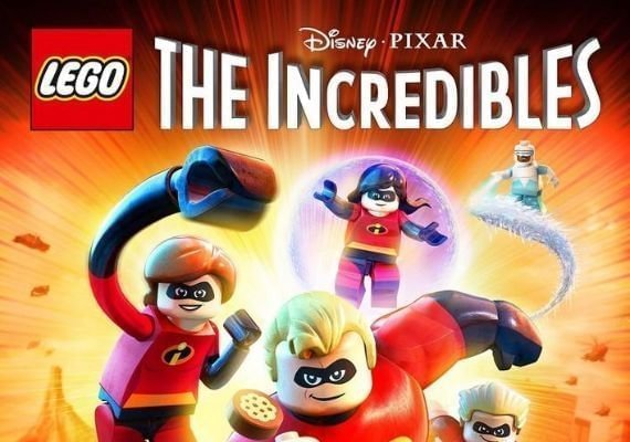 LEGO: The Incredibles US