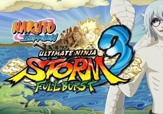 Naruto Shippuden: Ultimate Ninja Storm 3 - Full Burst EU