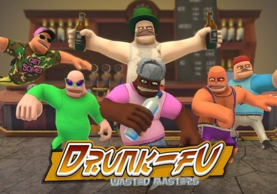 Drunk-Fu: Wasted Masters US