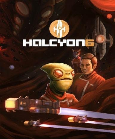 Halcyon 6: Starbase Commander - Lightspeed Edition