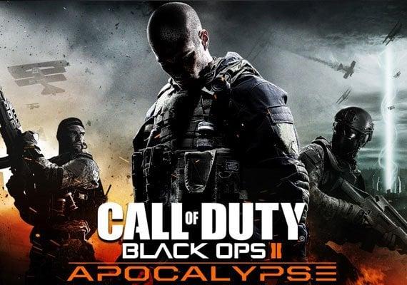 CoD Call of Duty: Black Ops 2 - Apocalypse