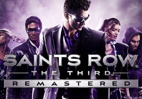 Saints Row: The Third - Remastered EU