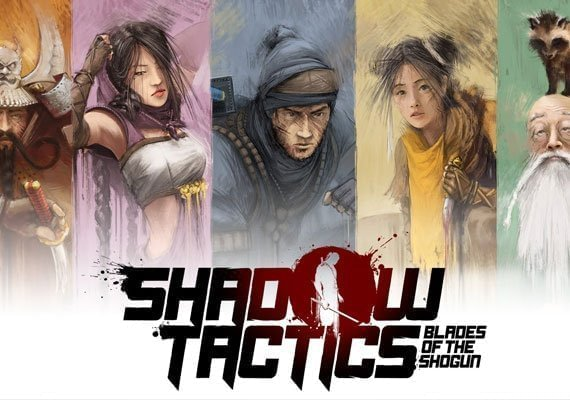 Shadow Tactics: Blades of the Shogun US