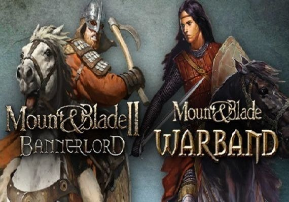 Mount & Blade II: Bannerlord + Mount & Blade: Warband - The Warlord Package EMEA+US