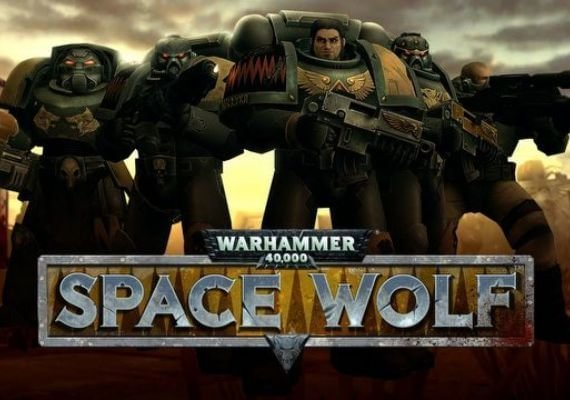 Warhammer 40,000: Space Wolf + Exceptional Card Pack