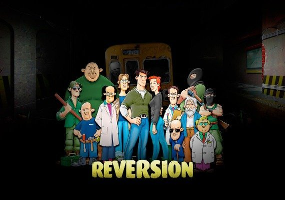 Reversion: The Meeting - 2nd Chapter