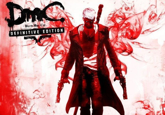 DmC Devil May Cry - Definitive Edition US Xbox One