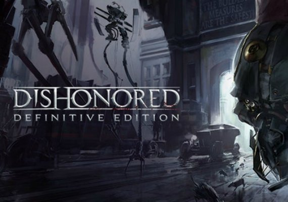 Dishonored - Definitive Edition US