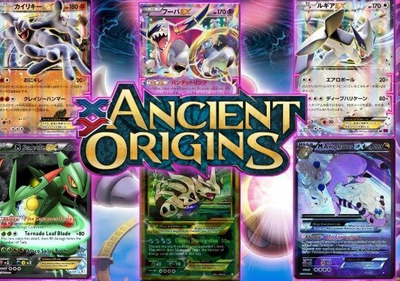 Pokemon Trading Card Game Online - Ancient Origins Booster Pack