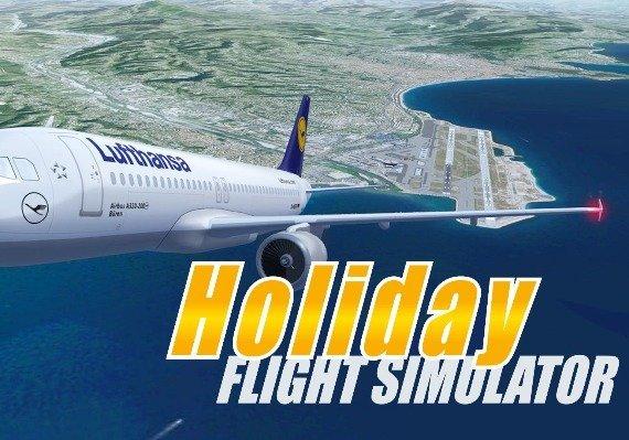 Urlaubsflug Simulator - Holiday Flight Simulator