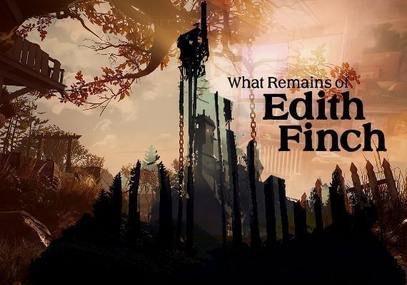 What Remains of Edith Finch US