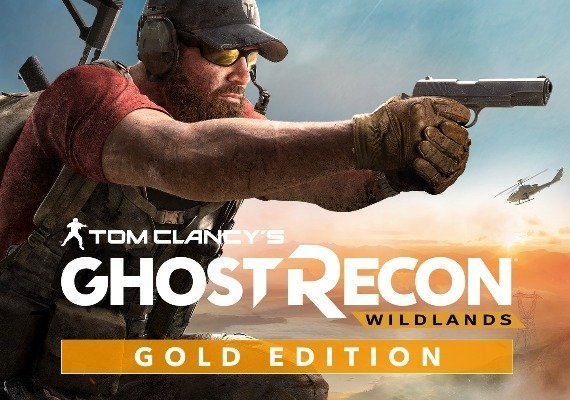Tom Clancy's Ghost Recon: Wildlands - Gold Year 2 Edition US